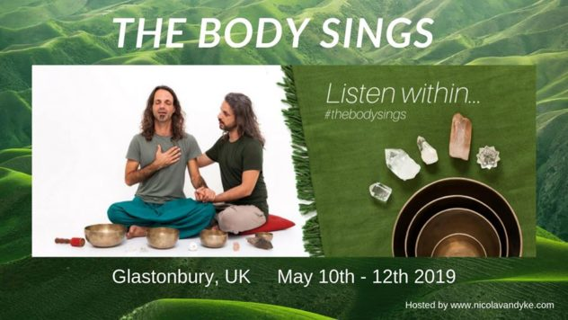 The Body Sings Introductory Workshop and ThetaHealing Seminar