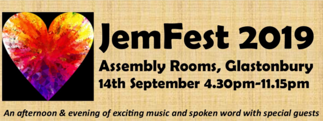 JemFest 2019 - live music event