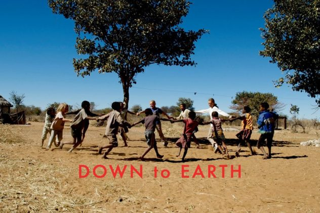 Down To Earth - film screening and discussion