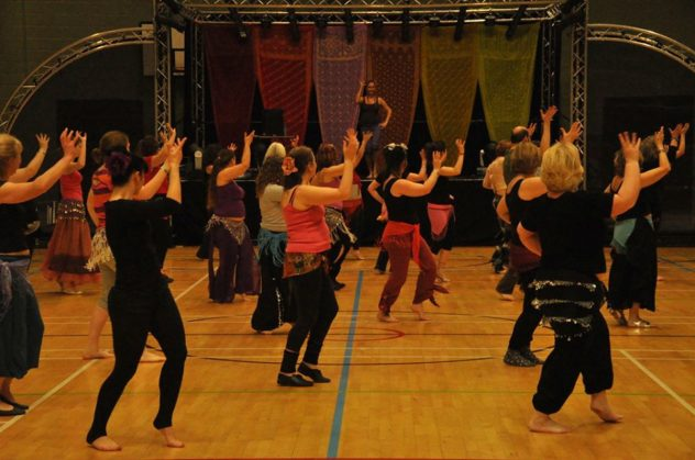 Majma Dance Festival - bellydance workshops etc