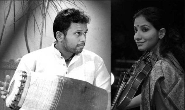 Indian Musical Journey - Shreya Devnath and Praveen Sparsh