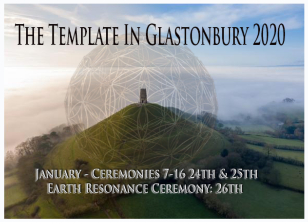The Template - Ceremonies... Earth Resonance...