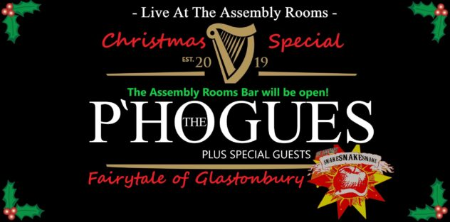 The P'hogues @ Glastonbury Assembly rooms