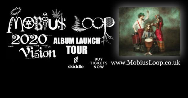 Mobius Loop; Album Launch @ Glastonbury Assembly rooms